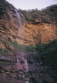 Wentworth Falls, twilight