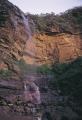 Wentworth Falls, twilight