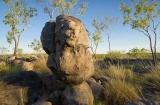 Sandstone tor, Nitmiluk National Park, NT