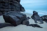 Twilight boulders, Nadgee Nature Reserve