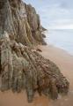 Soft strata, Mimosa Rocks National Park