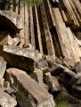 Basalt columns, Mount Kaputar National Park