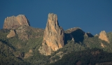 Volcanic plugs, Warrumbungle National Park