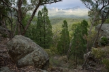 Volcanic view, Warrumbungle National Park
