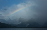 Rainbow, Lake Manapouri
