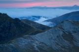 Rhythmic ridges, Fiordland