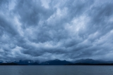Curdled sky, Lake Manapouri