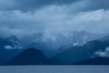 Mountain weather, Lake Manapouri