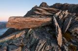 Awkward rocks, Eyre Mountains