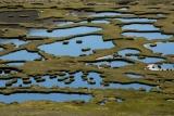 Nested wetlands, Garvie Mountains