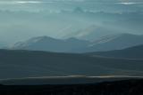 Fiordland skyline from Garvie Mountains