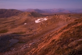 Sunrise, Garvie Mountains crest