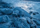 Landsborough River boulders