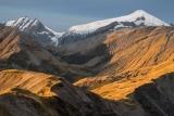Mount Dechen, sunset