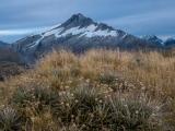 Mount Hooker from Solution Range