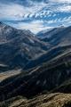 Lower Otoko Pass and Mount Dechen