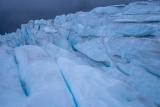 Icefall, Hooker Glacier