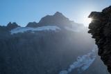 Mount Hooker and Otoko Glacier