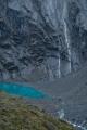 Glacial lake, Murdock Creek