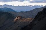 Fiordland skyline from Livingstone Mountains