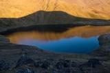 Sunset, Acheron Lakes