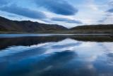 Evening clouds, Acheron Lakes