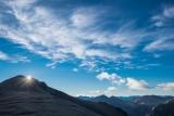 Mount Richmond cloudscape, Livingstone Mountains