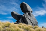 Tors, Mount Titiroa, Fiordland