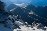 West from Mount Titiroa, Fiordland