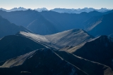 Hunter Mountains shapes, Fiordland