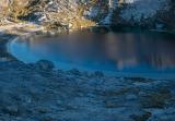 Tarn below Mount Titiroa, Fiordland