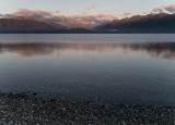 Lake Te Anau, morning