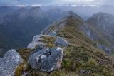 Ridgeline on Needle Peak