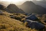 Dawn on Needle Peak