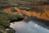 Lake Roe sunset