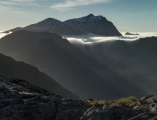 Mt Crowfoot
