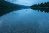 Lake Alabaster evening