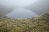 Misty tarn, Olivine Range