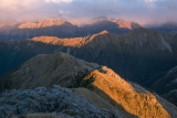 Sunset hills, Skippers Range