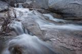 Granite cascade