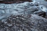 Sandstone cascade