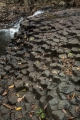 Prismatic basalt