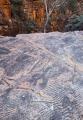 Rippled stone