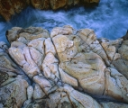 Swirling rocks, Crowdy Bay National Park