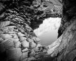 Desert rockhole