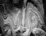 Waterworn gneiss