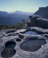 Rainwater pools, Mt Rufus