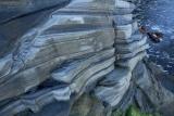 Sandstone strata