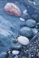 Polished cobbles, Spero Bay