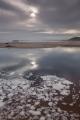 Tranquil lagoon